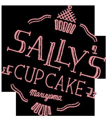SALLY'S CUPCAKE フッターロゴ